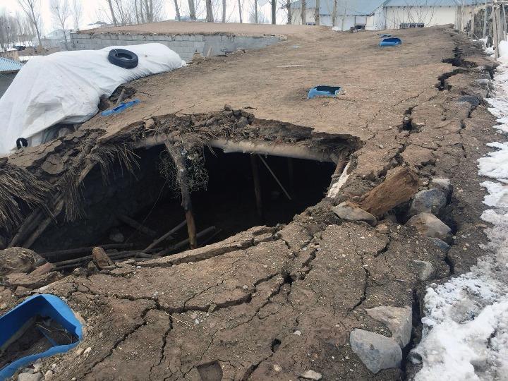 5.1-magnitude quake jolts town near Iranian capital Tehran