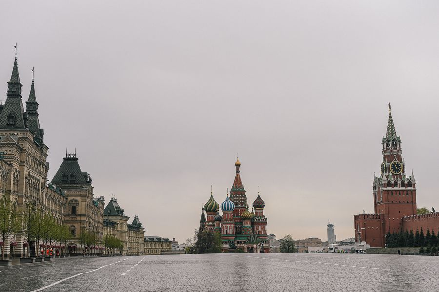 Self-isolation regime in Moscow extended until May 31