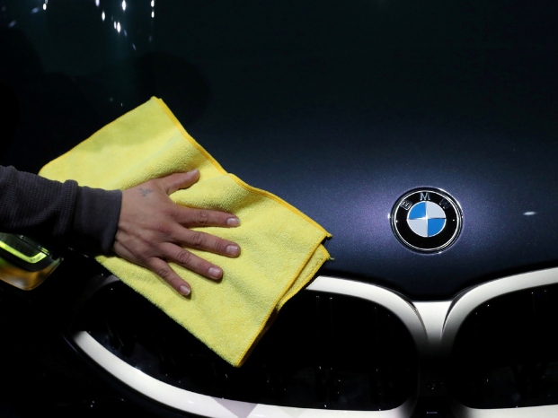 BMW to invest $620m in Northeast China