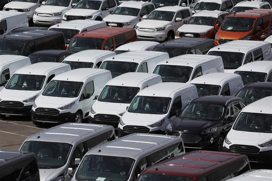 New car registration in Britain plunges by 97.3 pct in April