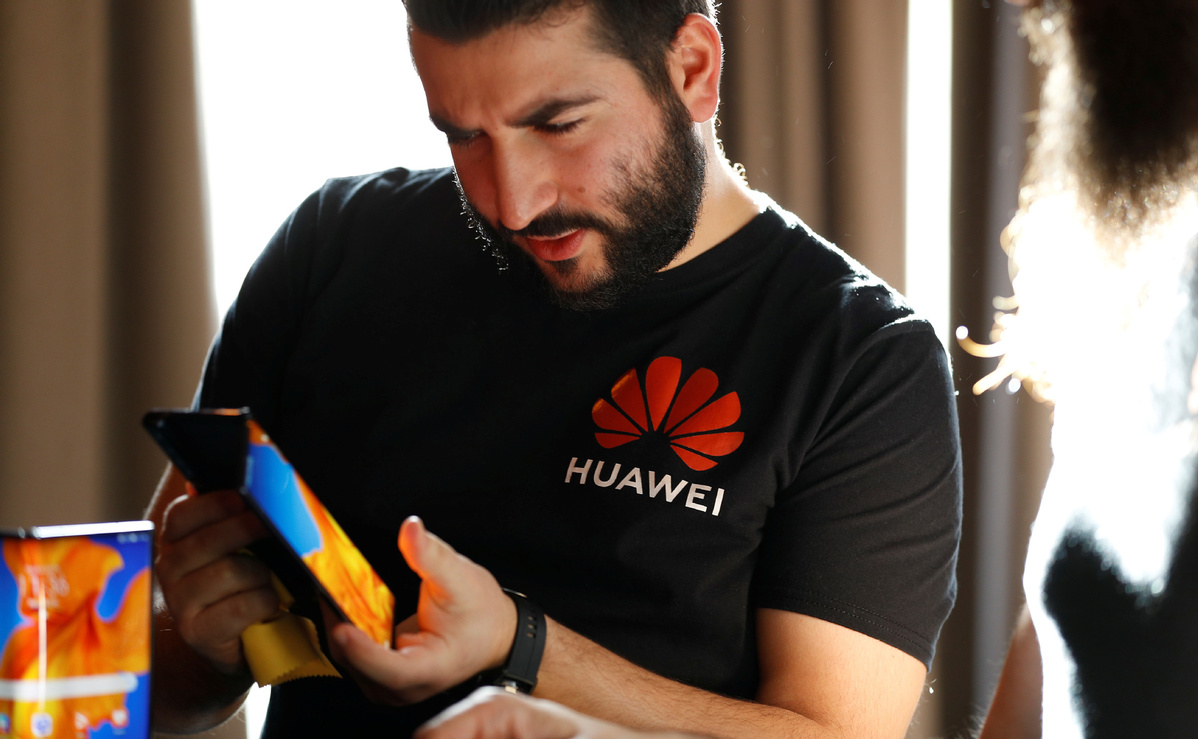 US firms may get OK to work with Huawei on 5G standards