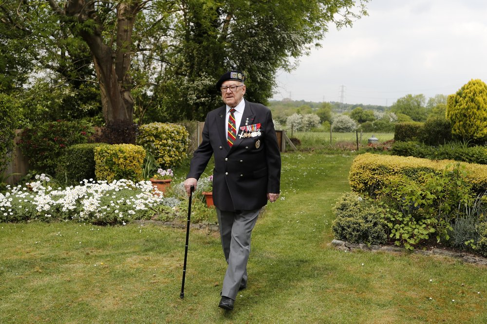 'We just did our bit:' WWII vets recall war 75 years later