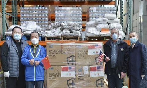US Oregon State governor appreciates China's mask donation