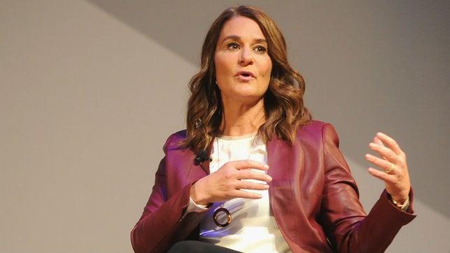"Melinda Gates gives US administration ""D-minus"" for coronavirus response"