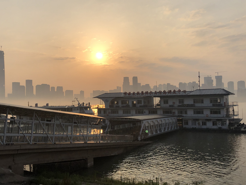 Photos: One month after Wuhan reopens