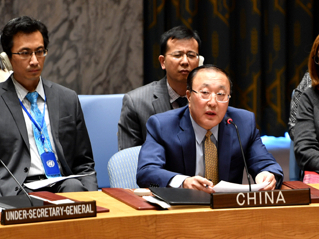 Chinese envoy calls for multilateralism on anniversary of end of WWII in Europe