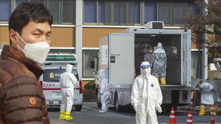 S.Korea reports 18 more COVID-19 cases, 10,840 in total