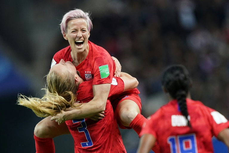 US women's national team files appeal after legal setback