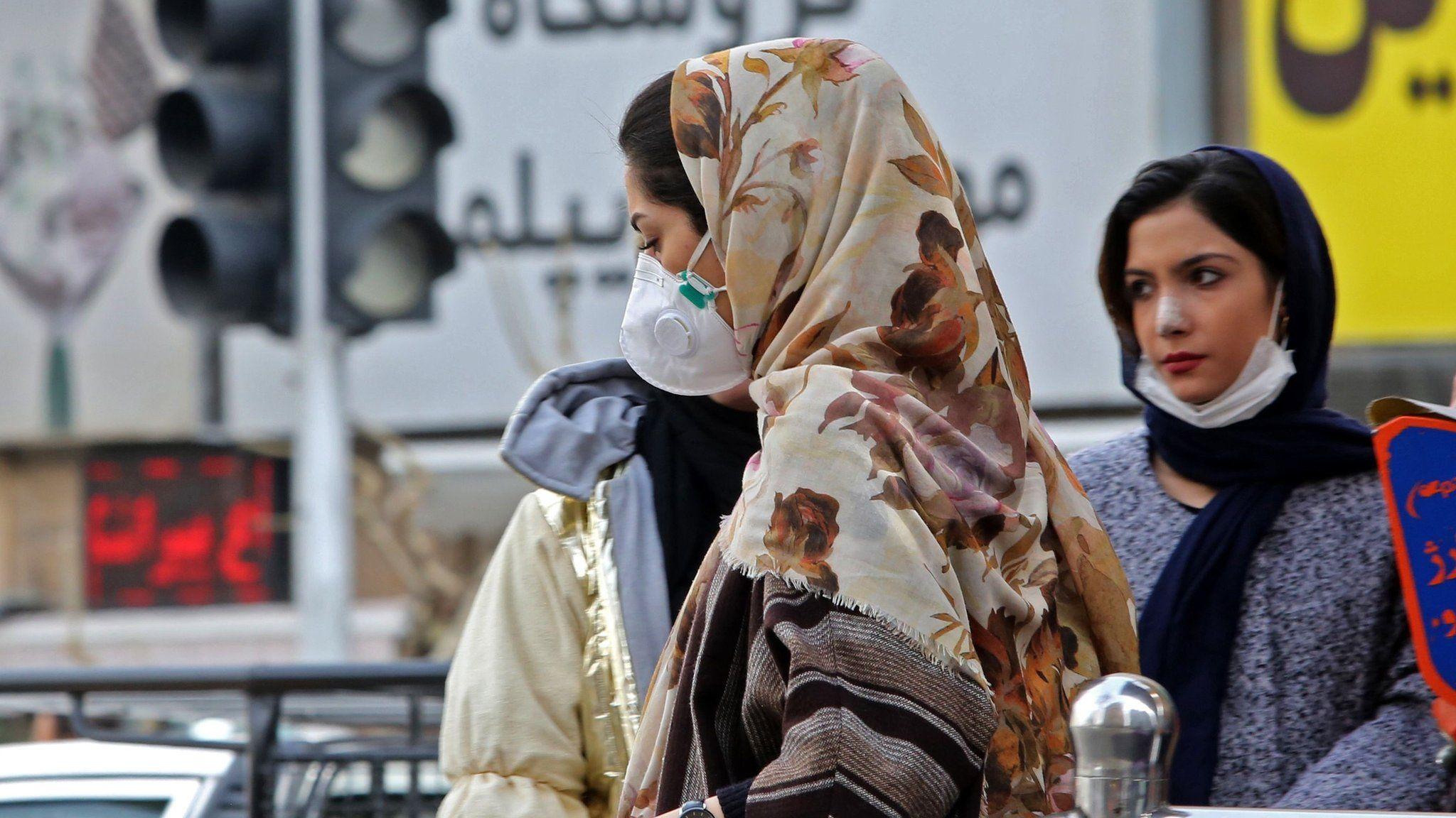 Low-risk businesses gradually regain vigor in Iranian capital amid easing of anti-coronavirus restrictions