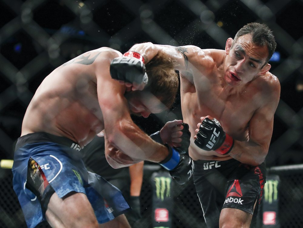 Relocated UFC 249 could 'bring sense of normalcy to people