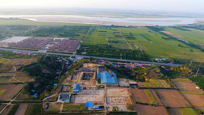 Discoveries in 5,300-year-old ancient capital testifies to origin of Chinese civilization