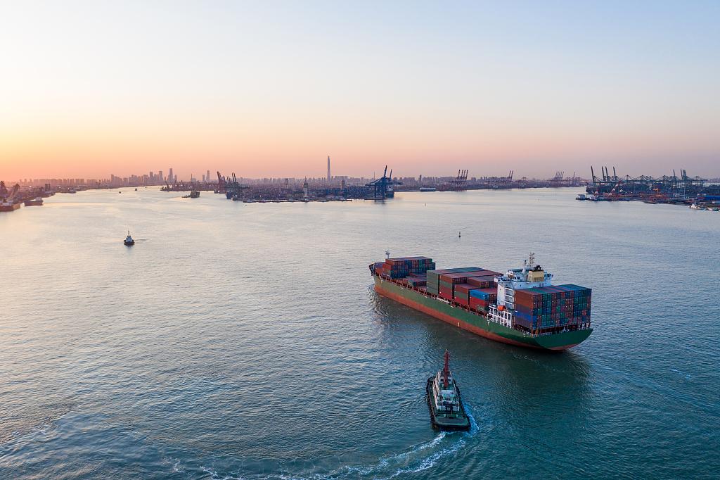 Tianjin bulk freight index down 0.4 pct