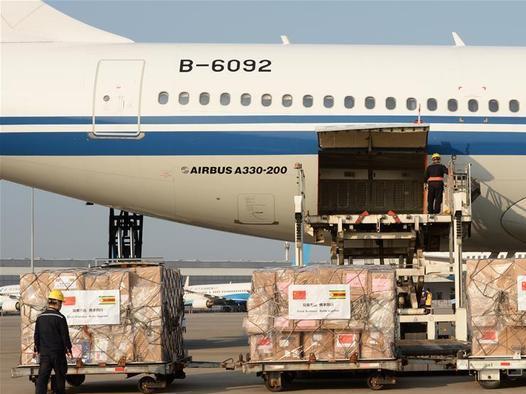 China sends medical teams to Zimbabwe, DRC, Algeria