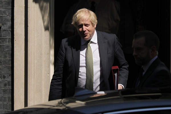 UK PM unveils 'conditional plan' for next-phase response to COVID-19 pandemic