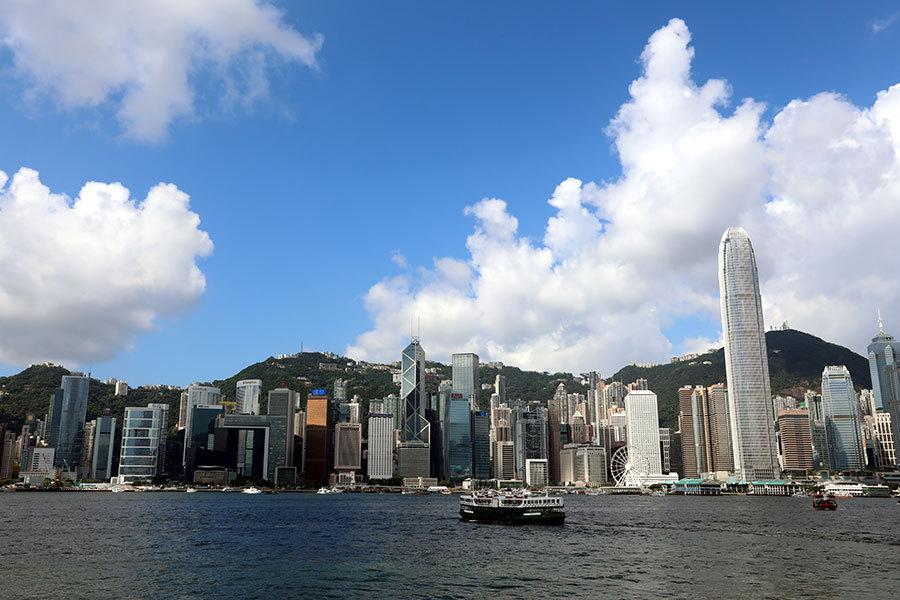 Black hands behind unrest in Hong Kong