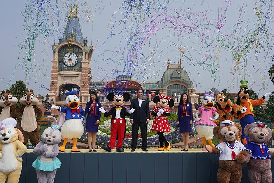Shanghai Disneyland reopens after three-month closure