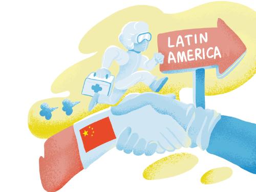 China, Latin America must boost globalization