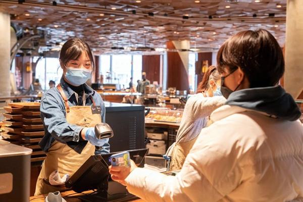 Starbucks China goes vegetarian friendly