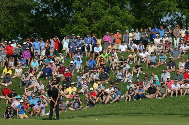 US PGA's Memorial to track fans to maintain COVID-19 social distancing