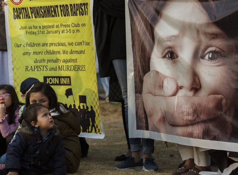 Child sex abuse in Pakistan's religious schools is endemic