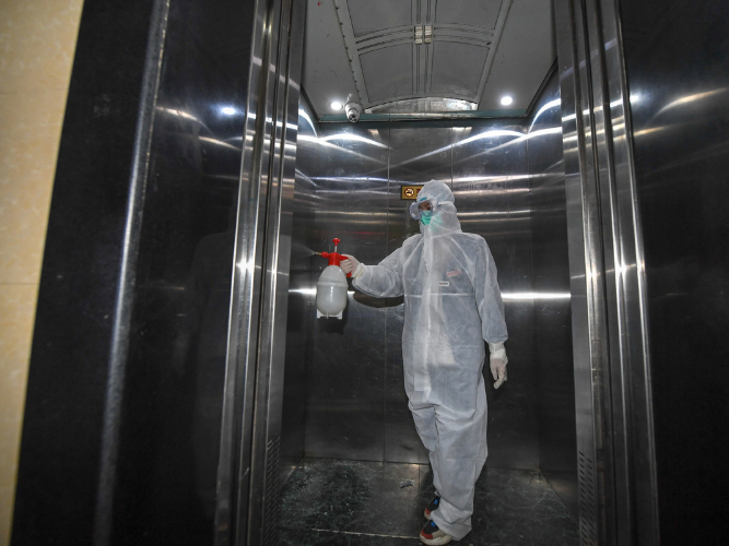 New cases prompt cities in China to step up virus control efforts