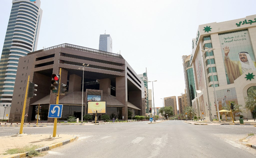 Kuwait imports medical supplies from China to combat COVID-19