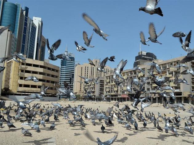 Kuwait imposes 3-week full curfew to curb coronavirus spread