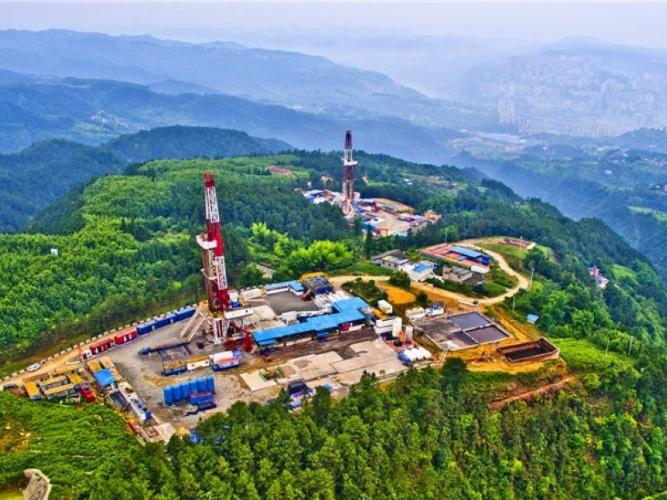 Shale gas field marks major milestone