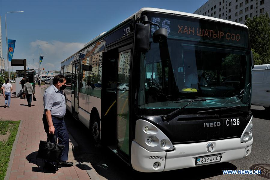 Kazakhstan ends nationwide state of emergency