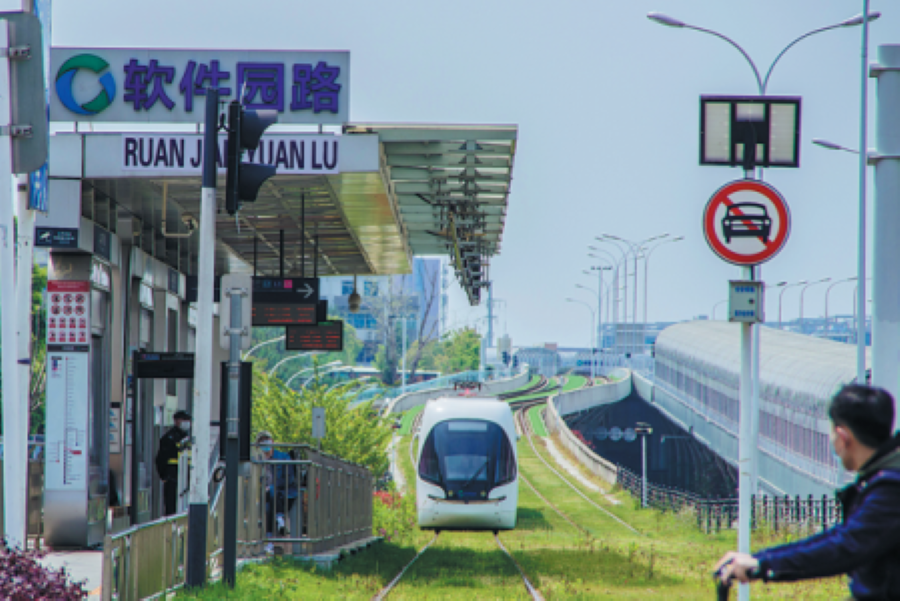 Foreign firms upbeat on high-tech zone prospects