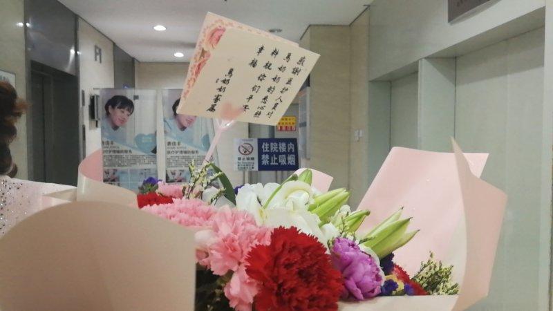 98 days! Beijing's first patient off the ECMO returns home