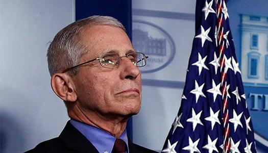 Fauci warns of 'really serious' consequences if US states open up prematurely