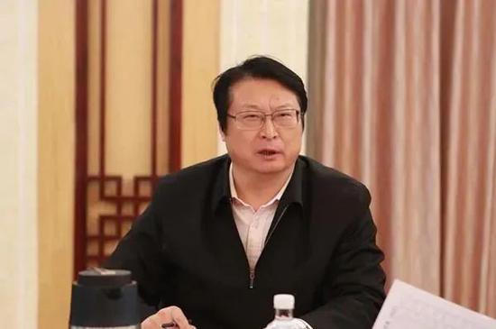Former CSSC chairman under investigation