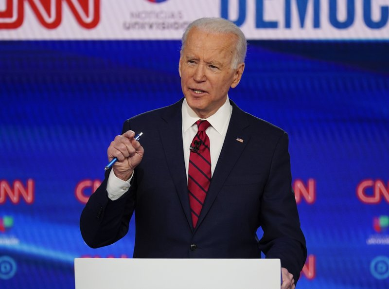 Biden plans to stay home, testing limits of virtual campaign