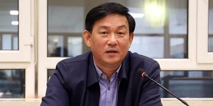 Zhang Zhijun appointed acting mayor of Changchun