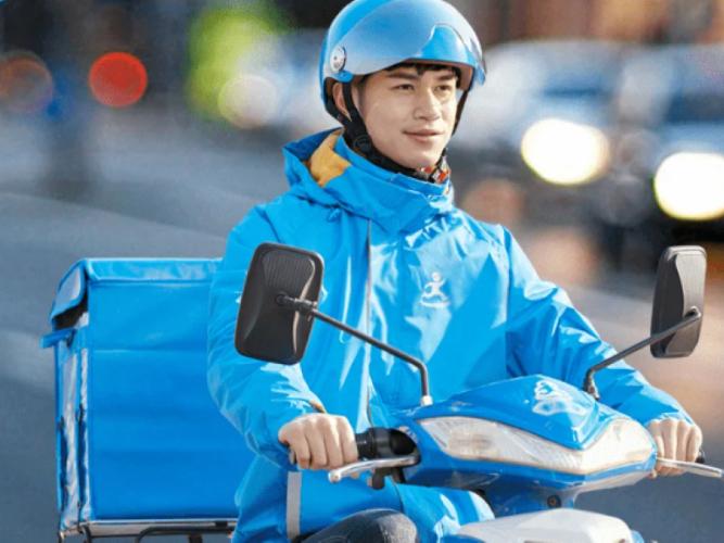 Chinese delivery platform Dada seeks $100m US IPO