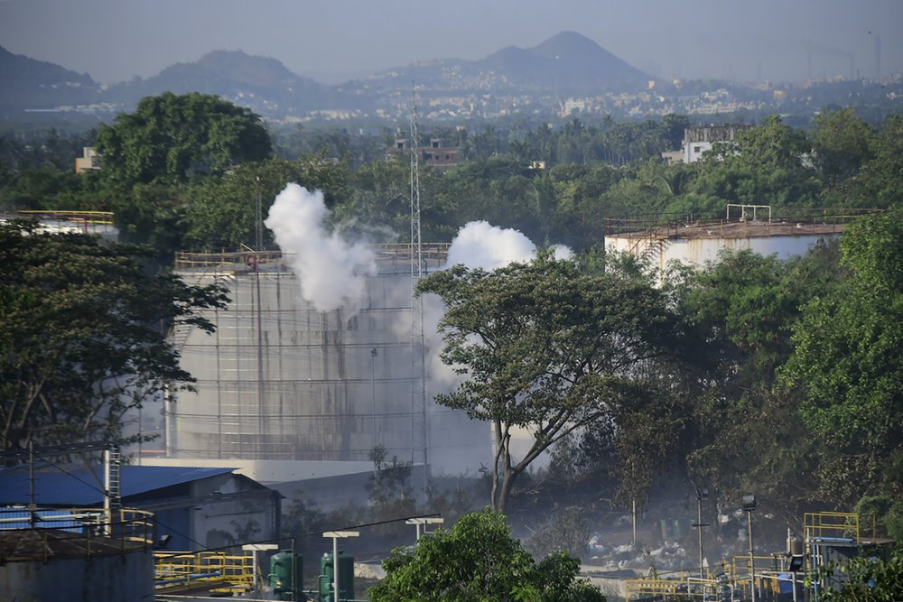 Indian LG plant lacked environmental clearance before leak