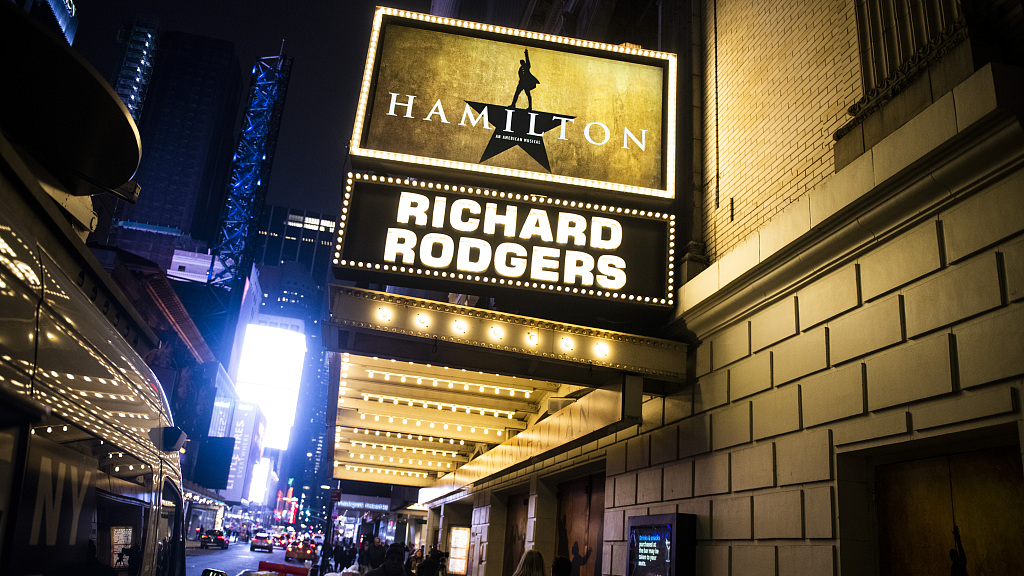 Disney to release 'Hamilton' in July on its streaming service