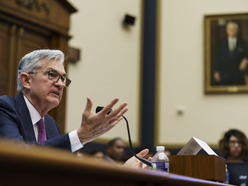 US Fed Chair Powell warns of prolonged recession