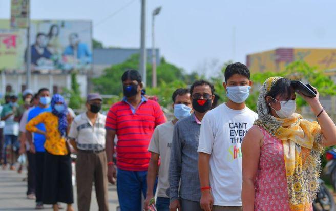 COVID-19 cases in Mumbai's slum surpasses 1,000