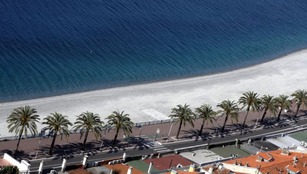 France reopens some beaches to the public