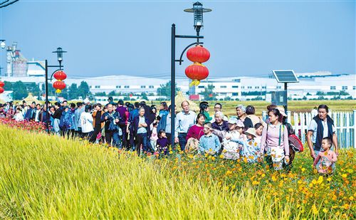 China's rural tourism leads way in sector's rebound despite COVID-19