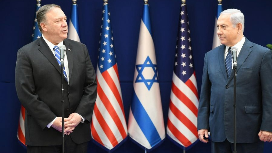Will the European objective win out over the American one on Israel?