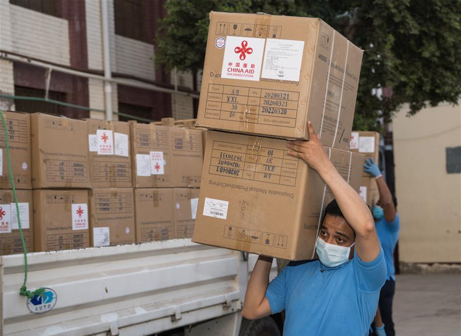 The latest: COVID-19 outbreak worldwide (Updated May 15)