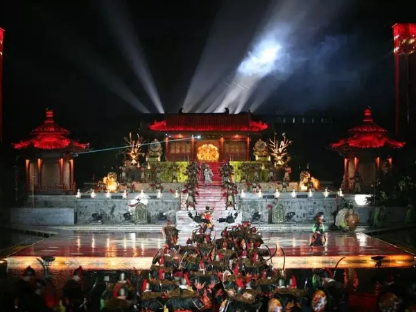 The Everlasting Regret Show Has Resumed in Xi'an