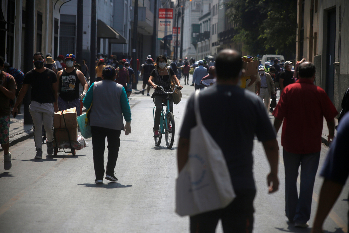 LatAm countries mull reopening economies amid pandemic