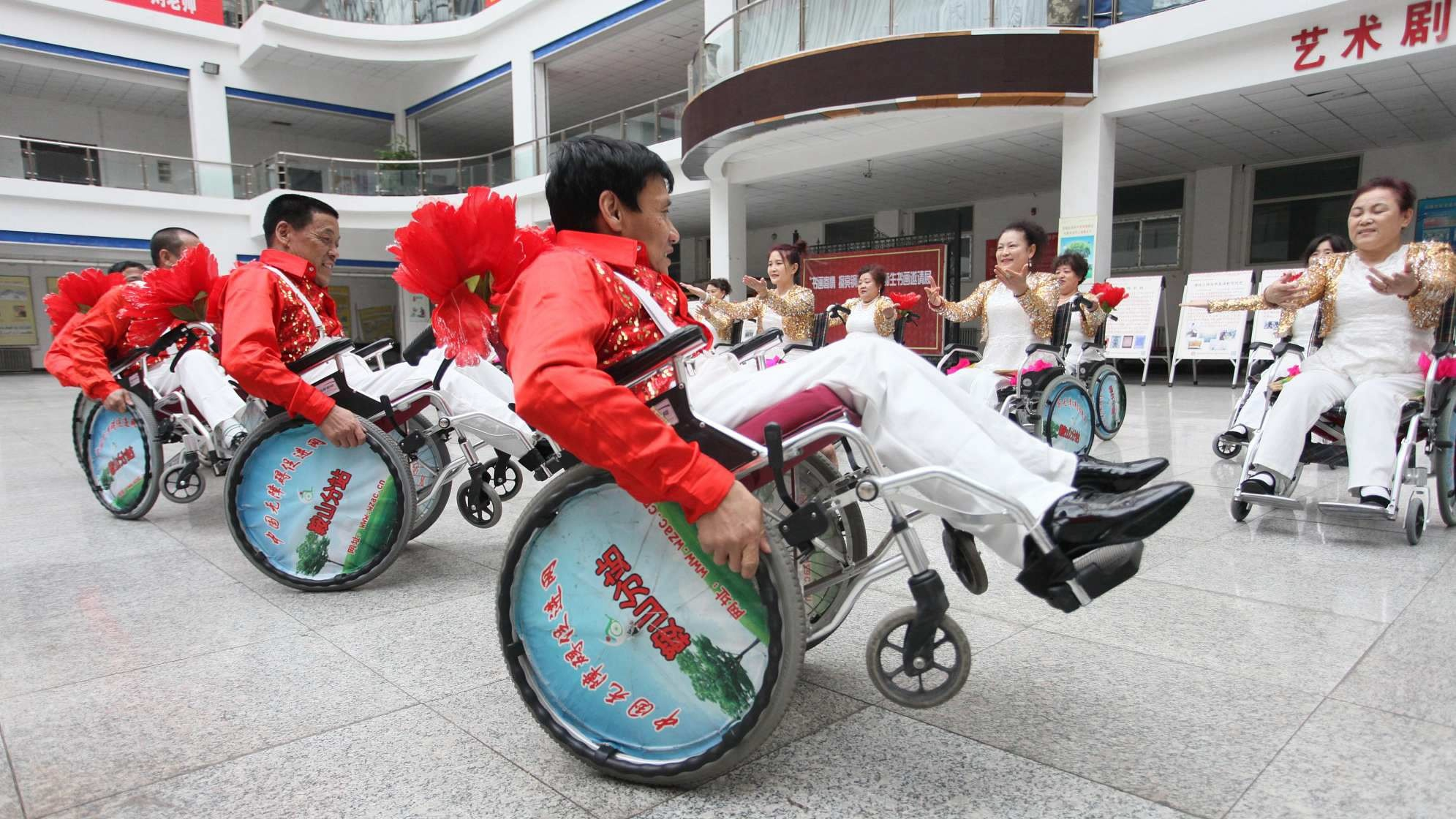 China to launch campaign to promote employment of poverty-stricken disabled people