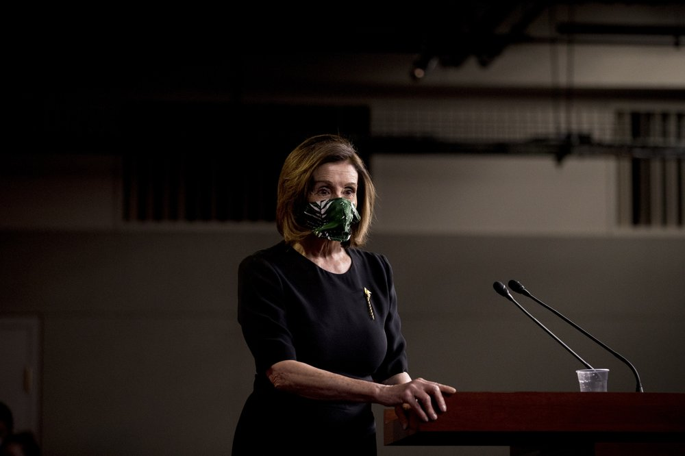 Dems push $3T coronavirus relief bill toward House vote
