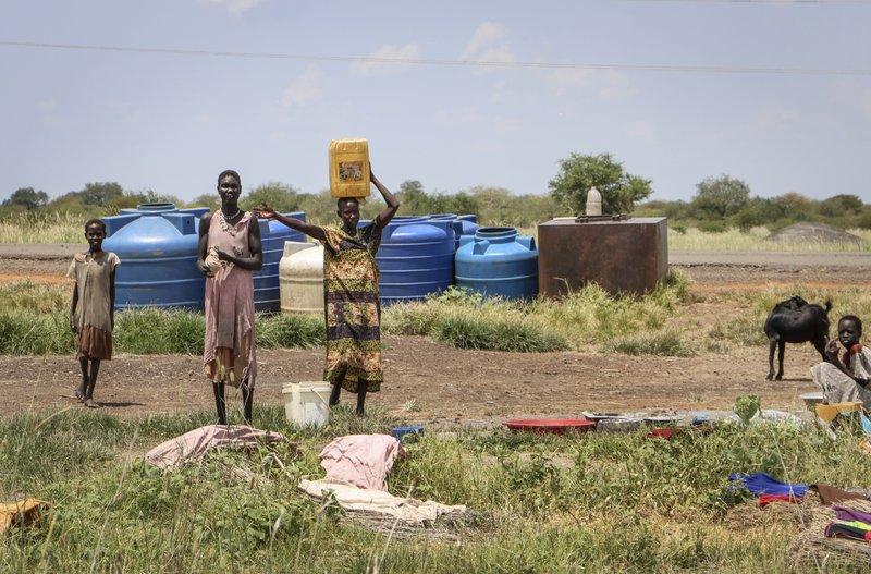 UN expands South Sudan's COVID-19 treatment center with partners