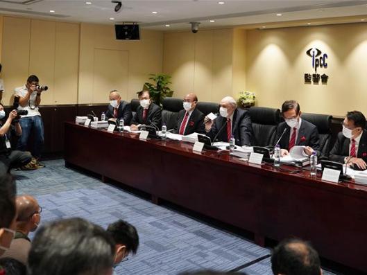 Hong Kong police killing protesters in metro station a rumor: Hong Kong's IPCC report